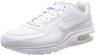 Mens Air Max LTD Running Shoes White/White 687977-111 Size 8