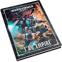 Codex T'au Empire Warhammer 40,000 (HB)