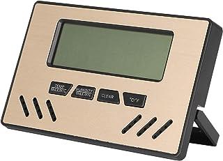 Hapivida Higrómetro Digital Termómetro Interior LCD Temperatura De Humedad De Doble Pantalla para Oficina En Casa Termómet...