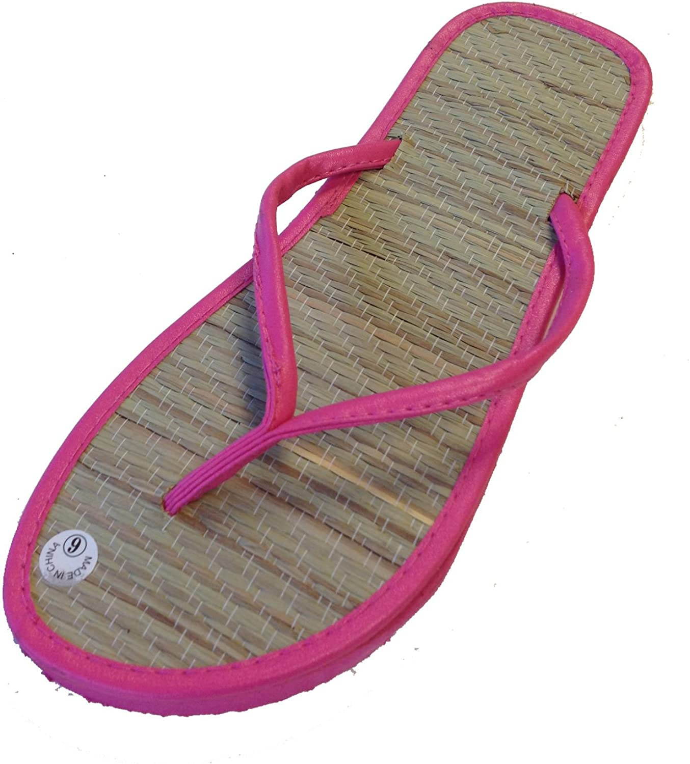 L.A. Beauty Womens Bamboo Sandals by