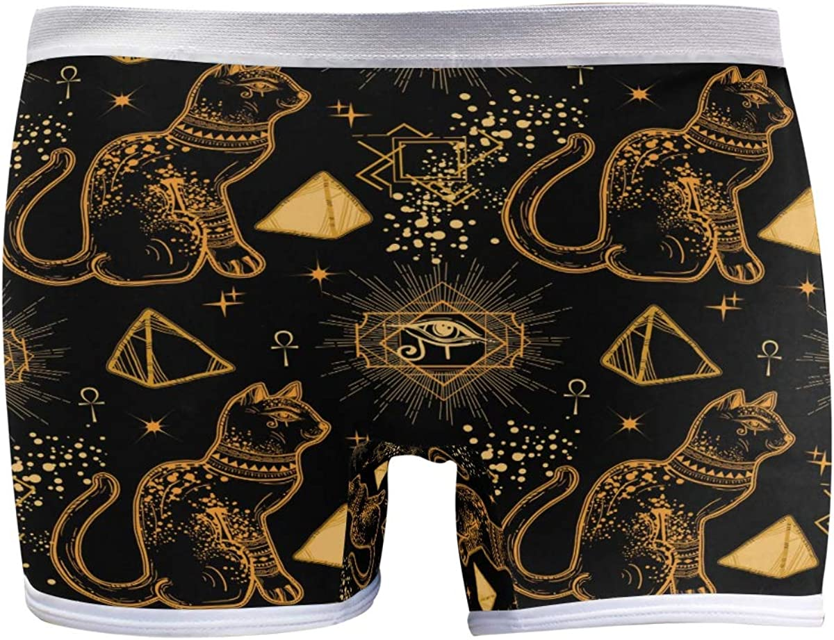 SLHFPX Womens Underwear Boxer Briefs Astrology Save Free shipping on posting reviews money and Alchemy Vibes