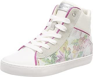 Geox Kids' Kilwi Girl 18 Sneaker
