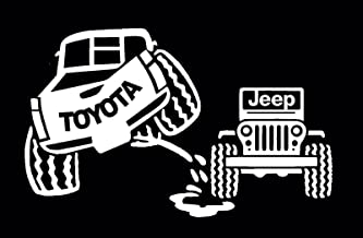 Best toyota peeing on jeep Reviews