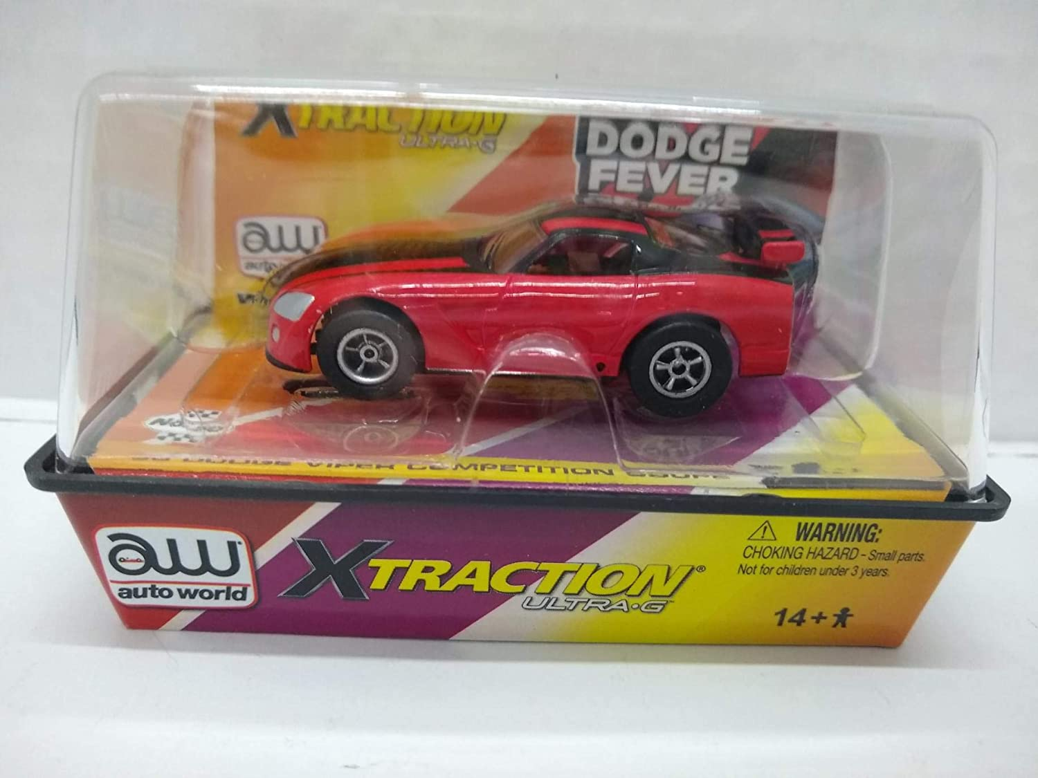 Auto World SC231 Outlet SALE 2003 Viper Electric HO Scale Competition Mail order Coupe