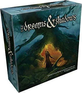 GreenBrier Games of Dreams & Shadows 2ND Edition