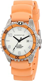 Women's Quartz Watch | M1 Mini by Momentum | Stainless Steel Watches for Women | Dive Watch with Japanese Movement