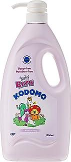 Kodomo Baby Bath, Moisturizing, 1L