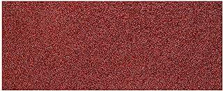 Wolfcraft 794469 2049000 (L) hojas de lija corindón grano 40,80,120, sin perforación PACK 50