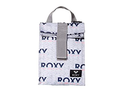 Roxy Lunch Hour Lunch Sack (Heritage Heather Gradient Letter) Bags