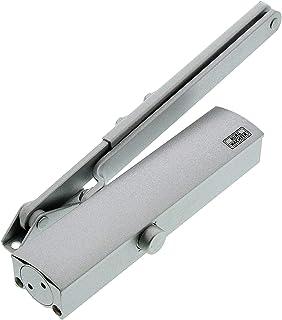 BURG-WÄCHTER Türschließer, Türbreite bis 95 cm, Türgewicht bis 60 kg, TS 503 S, Silber