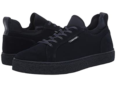 Calvin Klein Ellison Hi (Dark Navy Suede/Neoprene) Men