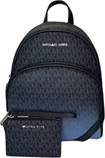 c0118aa945d494 MICHAEL Michael Kors Abbey MD Backpack bundled with Michael Kors Jet Set  Travel Coin Purse Wristlet
