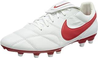 Nike Premier Ii Fg Soccer Shoe, White Univ Red, 4 UK