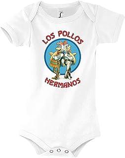 TRVPPY Baby Body Strampler Los Pollos Hermanos