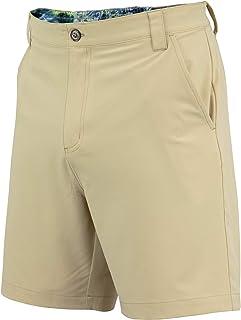 Mossy Oak Golf Shorts for Men, Dry Fit, Mens Stretch Golf Shorts