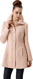 Women's Lorelei Wool Blend Boucle Walking Coat