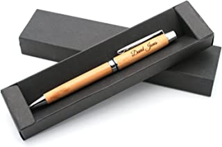 Best wooden engraved pens Reviews