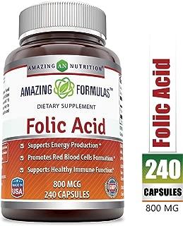 Best folic acid pills cvs Reviews