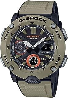 Casio Analog-Digital Brown Dial Men's Watch-GA-2000-5ADR (G953)