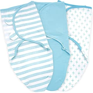 Baby Swaddle Blankets Newborn Adjustable