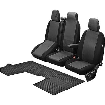 Opel Vivaro BUS 2014-2019 1+2 Front Maßgefertigt Maß Sitzbezüge Schonbezug P1