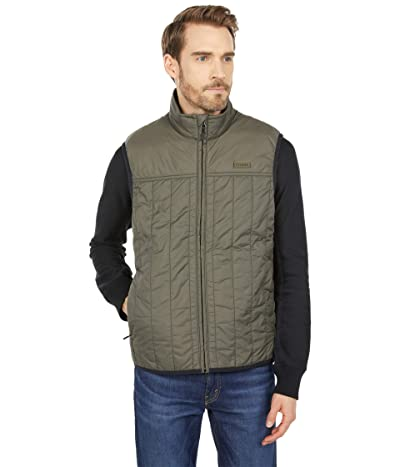 Filson Ultralight Vest (Olive/Gray) Men