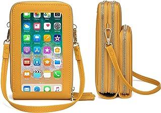 Small Crossbody Phone Bag Shoulder Bag Card holder Wallets Purse for Women & Girls