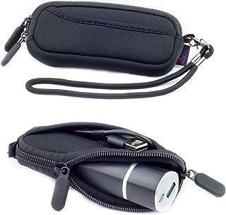 Digicharge Bärväska för Poweradd Slim2, Anker PowerCore 5000, Anker PowerCore+ mini 3350 mAh, Bonai 5800 mAh, Slim Lipstic...
