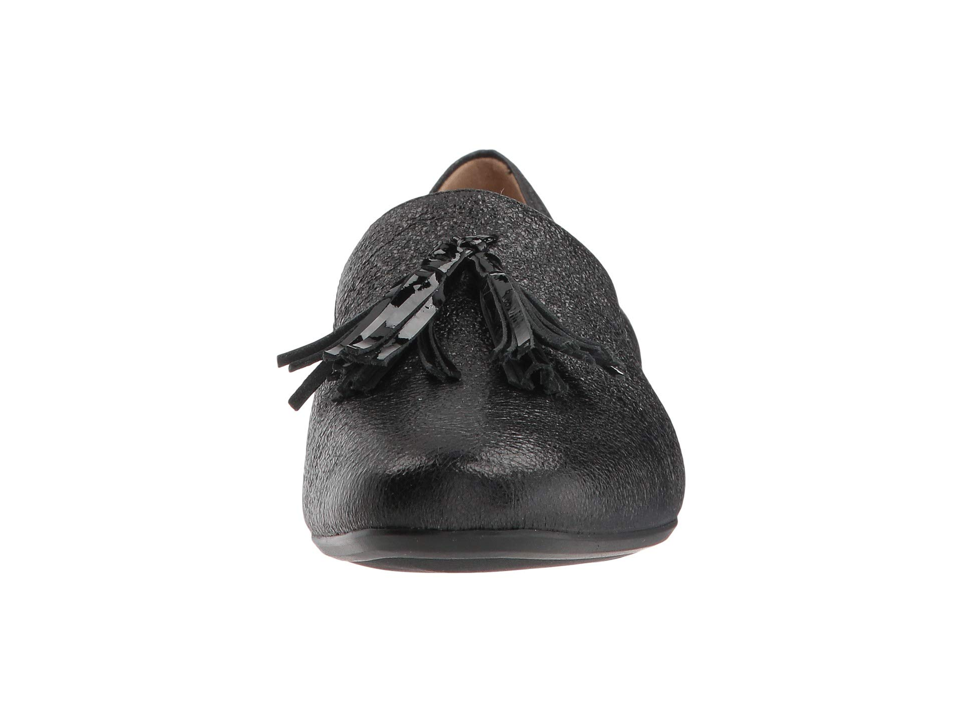 Leather Sparkle Metallic Elly Naturalizer Black wXRxqInfW