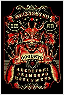 Best ouija board print Reviews