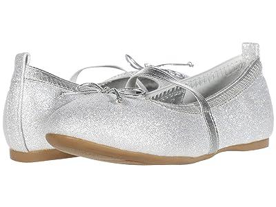 Nina Kids Esther-T (Toddler/Little Kid) (Silver Metallic) Girls Shoes