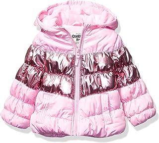 Osh Kosh Girls' Toddler Perfect Puffer Jacket