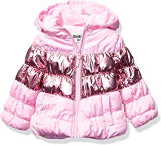 Osh Kosh Girls' Toddler Perfect Puffer Jacket