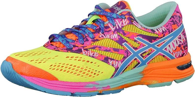 ASICS Gel-Noosa Tri 10, Chaussures de Running Femme, Bleu, 41.5 ...