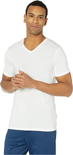 Ultra Soft Modal Short Sleeve V-Neck T-Shirt