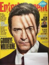 Entertainment Weekly Magazine (March 10, 2017) Hugh Jackman Wolverine Cover