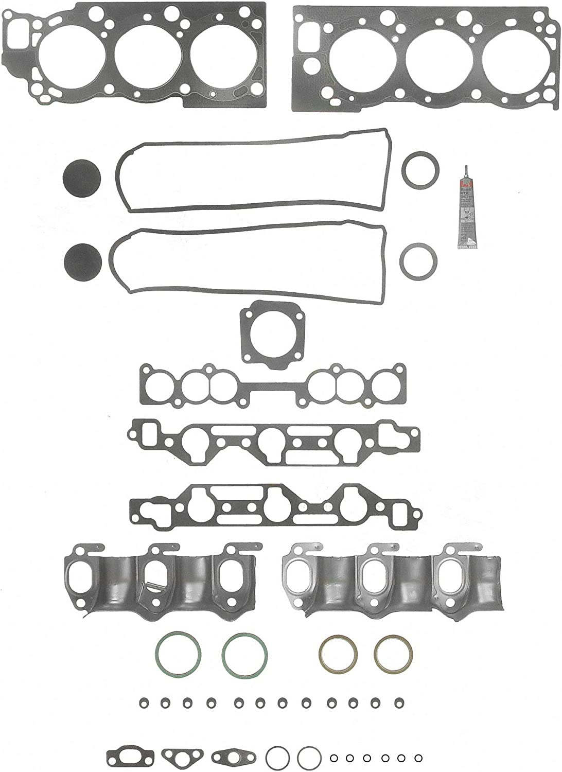 FEL-PRO HS 9728 PT-1 Max 64% OFF Set Directly managed store Gasket Head