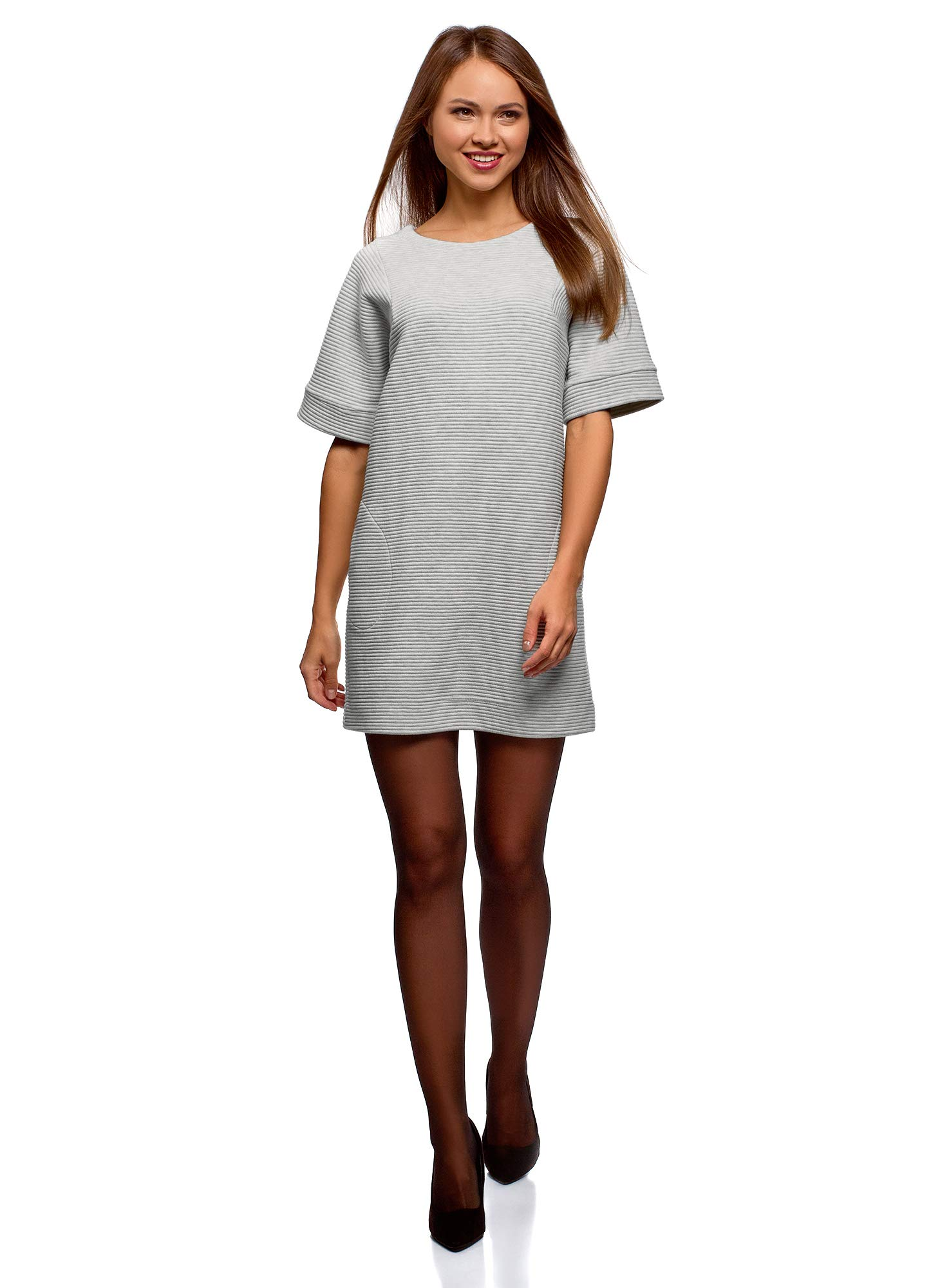 Available at Amazon: oodji Ultra Women's Straight Dress with Pockets