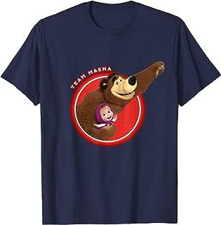 masha and the bear shirt