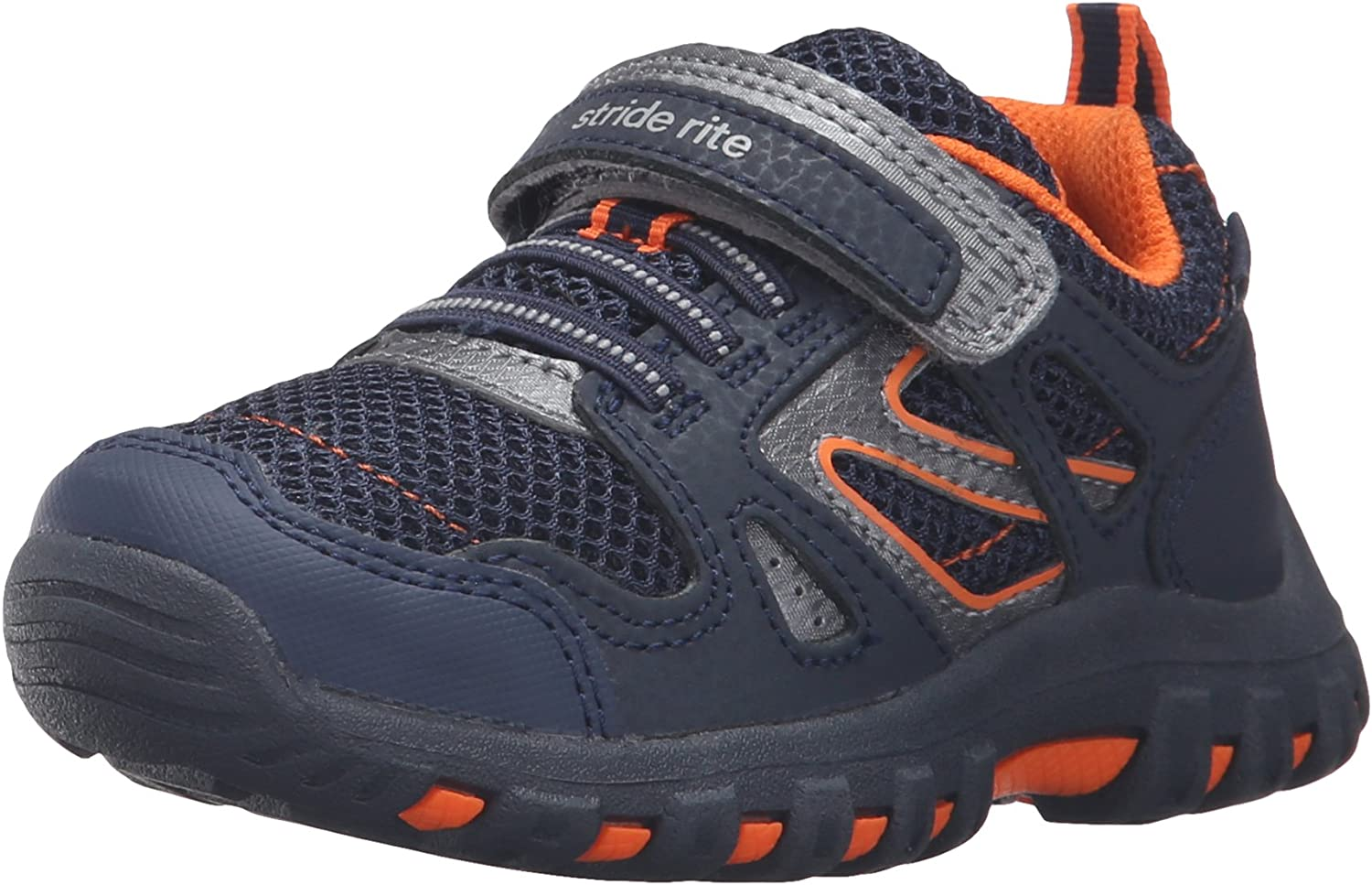Amazon.com | Stride Rite Made2Play Toddler and Little Boys Artin-K Athletic  Sneaker | Sneakers