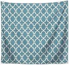 jzxjzx Tapicería Impresa geométrica Colgante de Pared Toalla de Playa Mochila 5 130 * 150