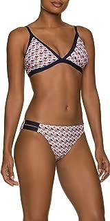 Women's Santa Barbara Banded Bralette Bikini Top