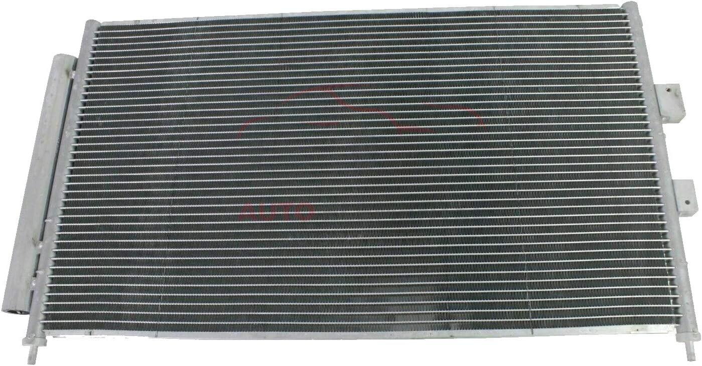 New A Regular dealer C Condenser Cooling Assembly 2006-2011 For Honda Max 85% OFF Civic Sed