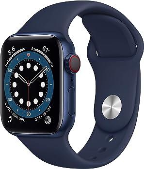 Apple Watch Series 6 40mm GPS & Cellular Smartwatch