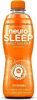 Neuro SLEEP Tangerine Dream, 14.5 oz Bottles (35 Calories) (Pack of 12)