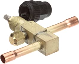"""Manitowoc Ice 8373169 Receiver Service Valve with Cap, 9"""" Height, 6"""" Width, 5"""" Length"""