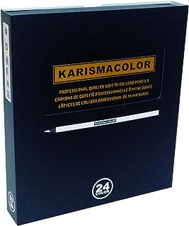 サンフォード 色鉛筆 カリスマカラー 24色セット