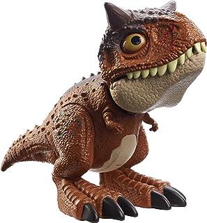 Jurassic World Chompin' Carnotaurus Toro Dinosaur Action Figure, Age 4 Years & Up HBY84, Multi colour, 900 HBY84