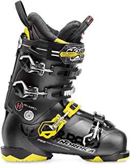 Hell and Back Ski Boots-Yellow 2013/14