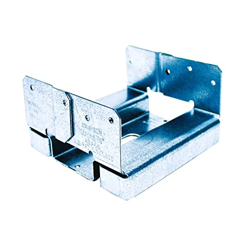 """Drilled 1//4/""""  Aluminum   1 PC Mounting Plate Deck 5/"""" X 5/"""" X 1//4/"""" Base"""